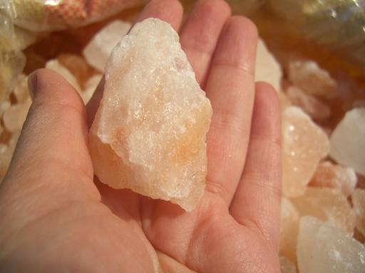 ヒマラヤ岩塩ピンクブロック
