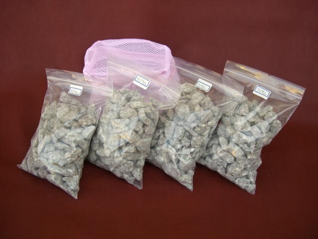ラジウム鉱石4kgセット