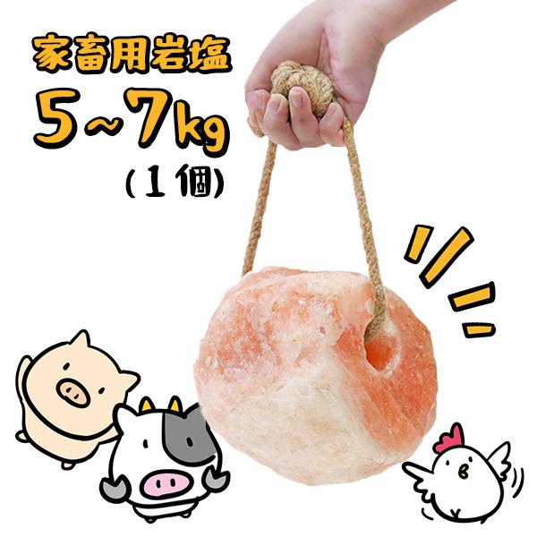 家畜用ヒマラヤ岩塩