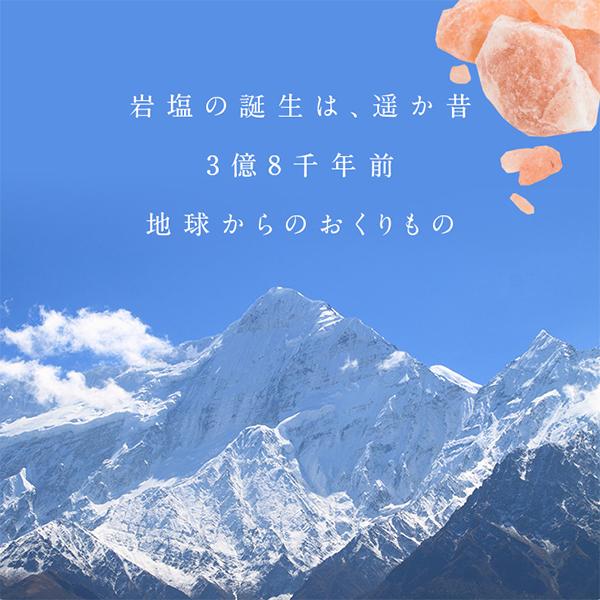 岩塩の説明